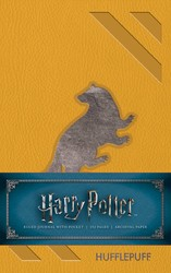 Harry Potter: Hufflepuff Ruled Pocket Journal