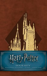 Harry Potter: Hogwarts Ruled Pocket Journal