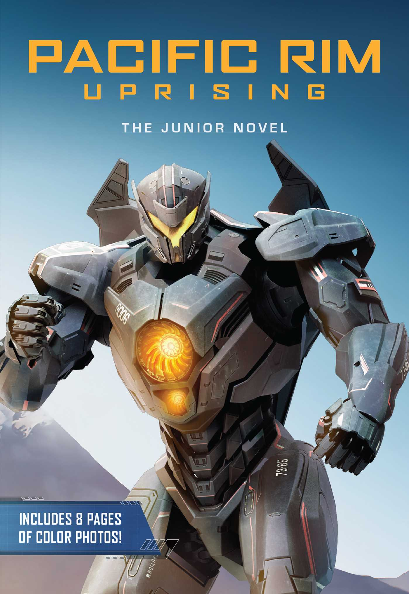 Pacific Rim Uprising: The Junior Novel | Book by Rebecca Matheson ...