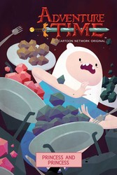 Adventure Time Original Graphic Novel Vol. 11: Princess & Princess
