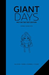 Giant Days: Not On The Test Edition Vol. 2