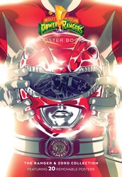Mighty Morphin Power Rangers: Rangers & Zords Poster Book