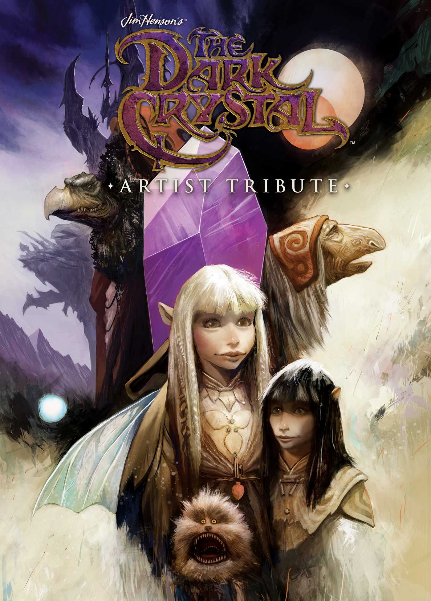 Jim hensons the dark crystal artist tribute 9781684151820 hr