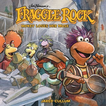 Jim Henson's Fraggle Rock: Mokey Loses Her Muse