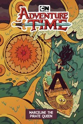 Adventure Time Original Graphic Novel: Marceline the Pirate Queen