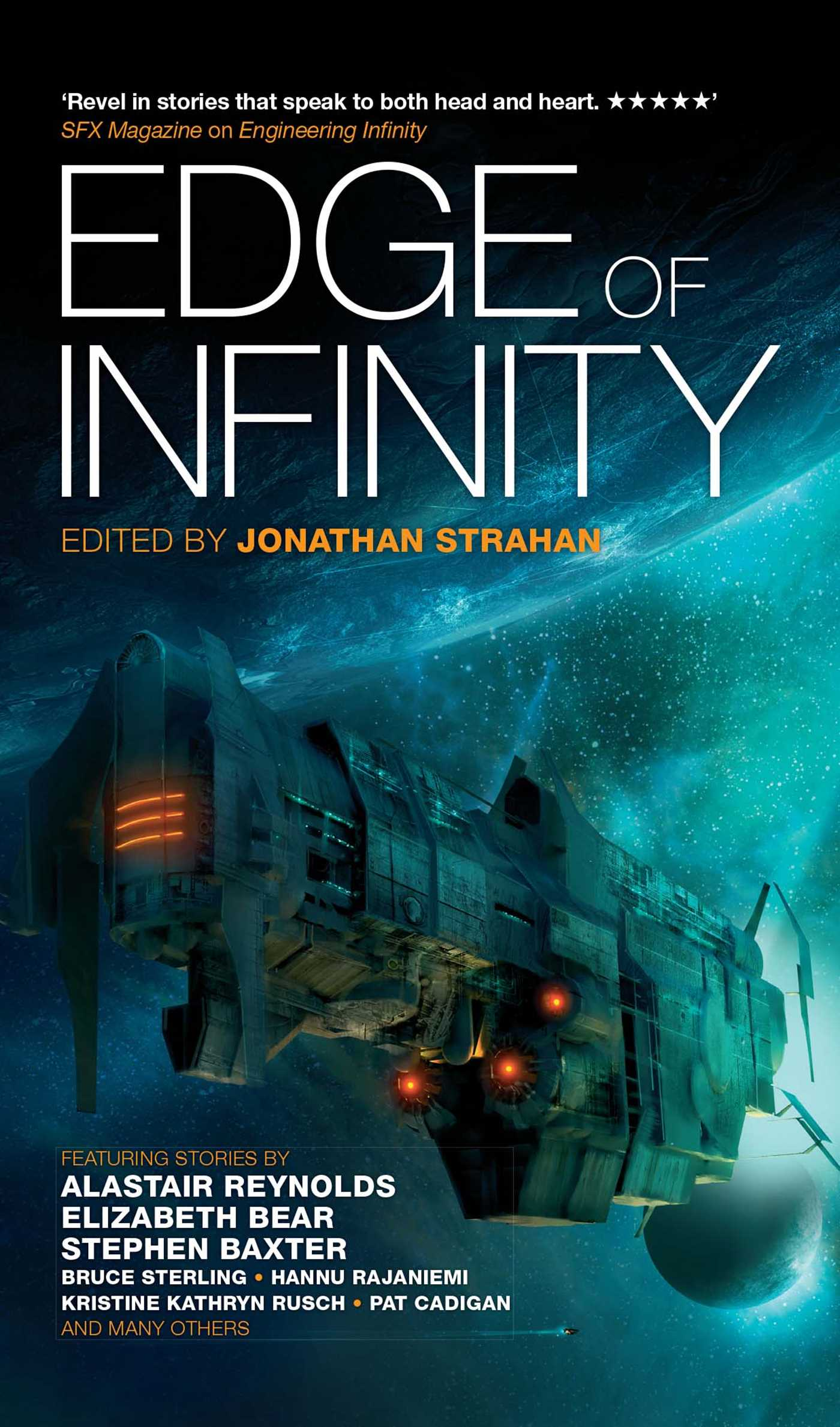 Edge of infinity 9781781080566 hr