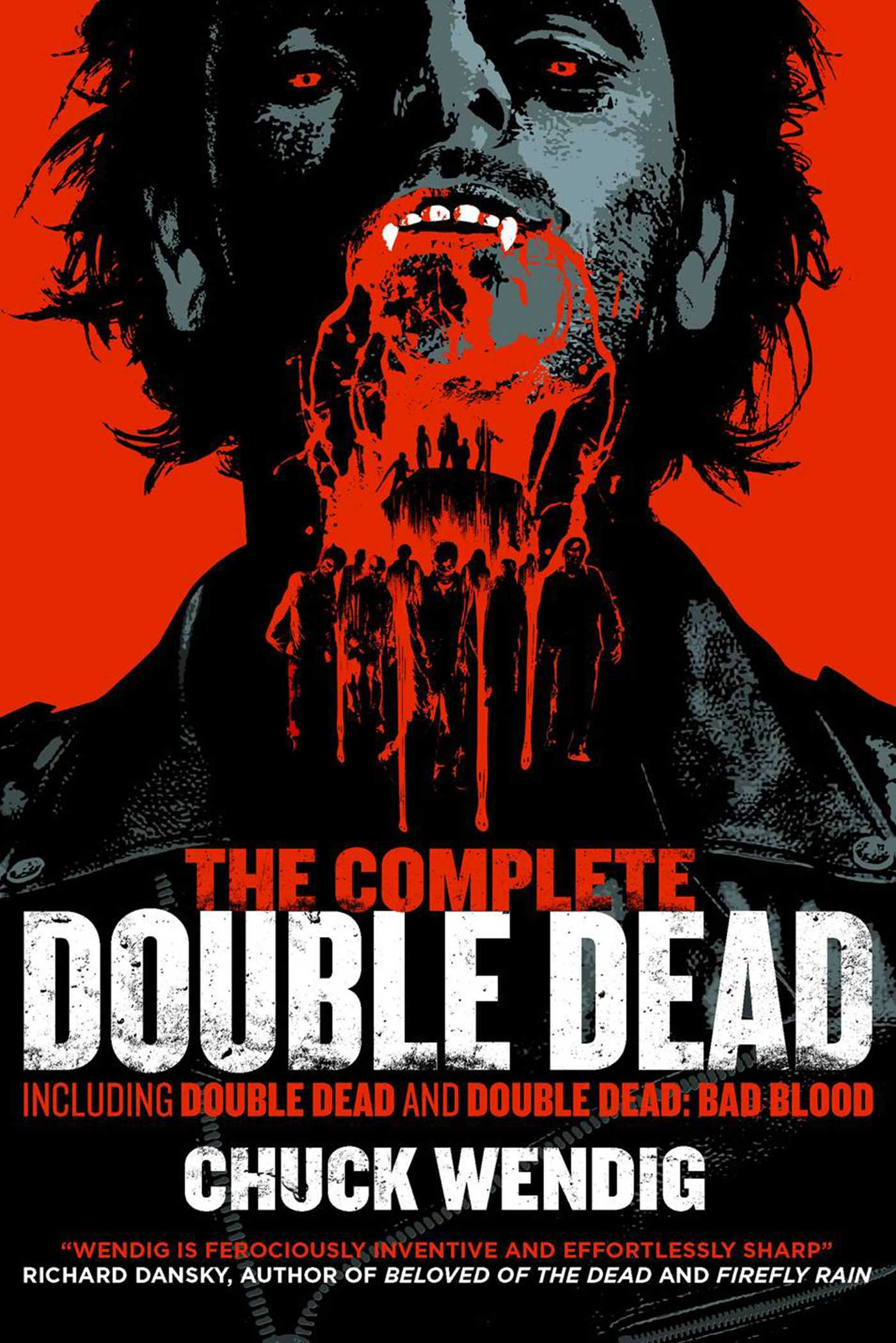 The complete double dead 9781781084212 hr