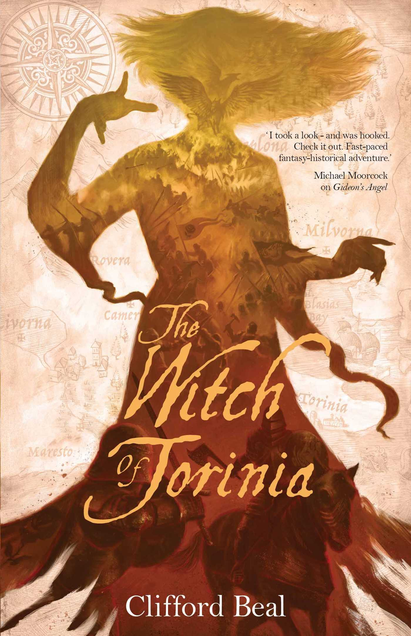 The witch of torinia 9781781085134 hr