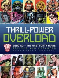 Thrill-Power Overload: Forty Years of 2000 AD