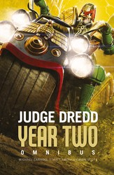Judge Dredd Year Two