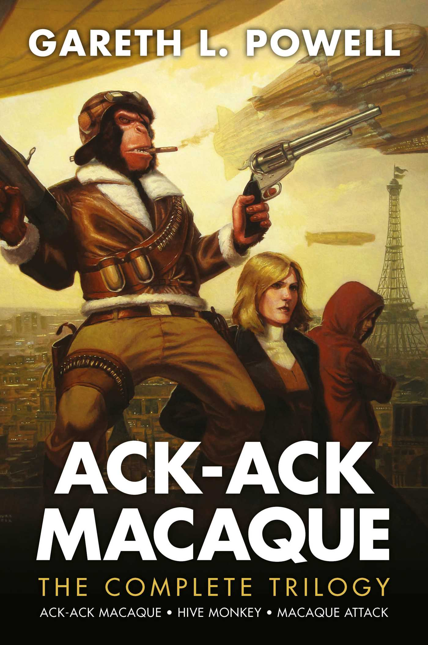 The complete ack ack macaque trilogy 9781781086056 hr