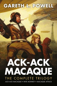 The Complete Ack-Ack Macaque Trilogy