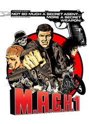 M.A.C.H. 1: The John Probe Mission Files