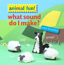 Animal Fun! What Sound Do I Make?