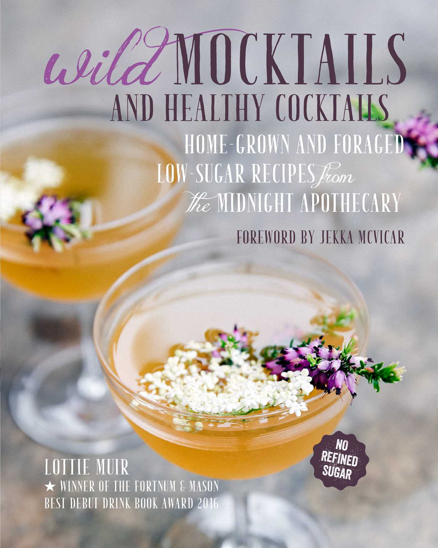 Wild mocktails and healthy cocktails 9781782494430 hr