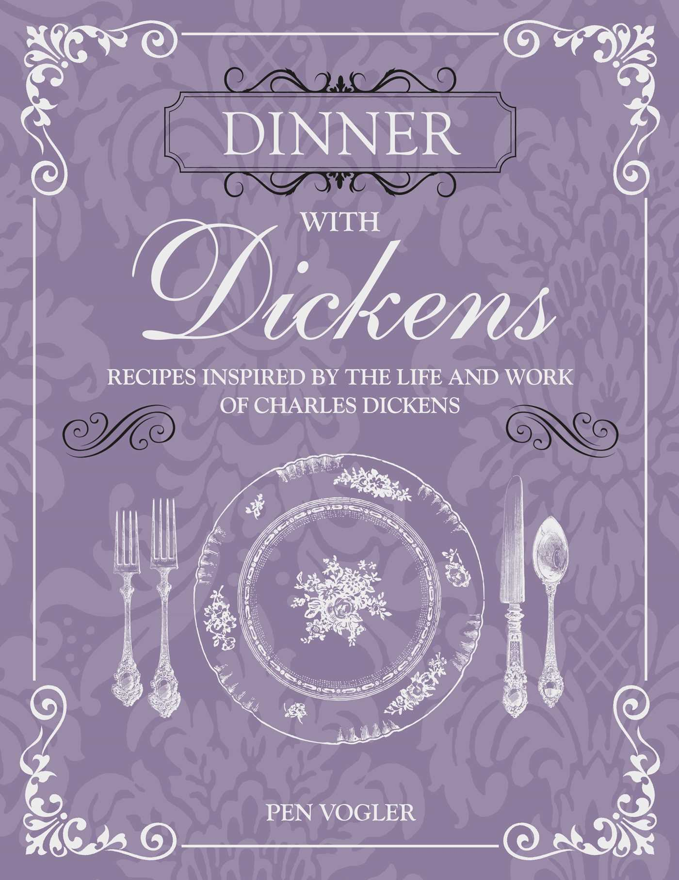 Dinner with dickens 9781782494492 hr
