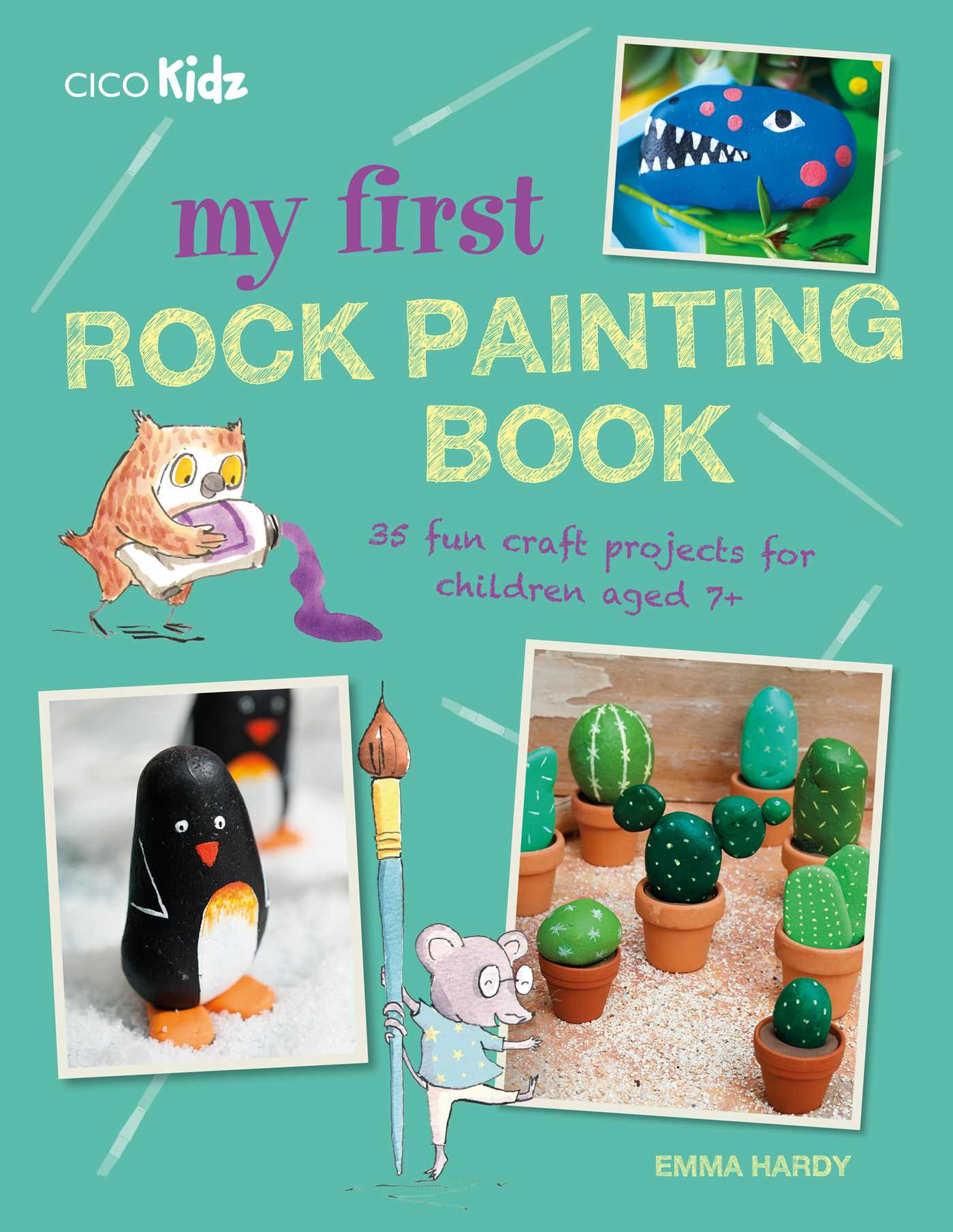 My first rock painting book 9781782496090 hr