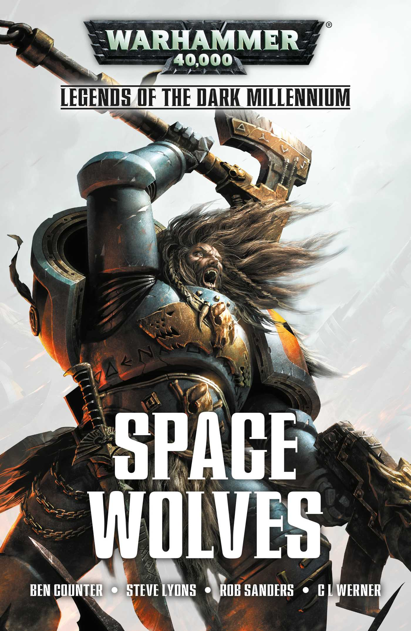 Space wolves 9781784964955 hr