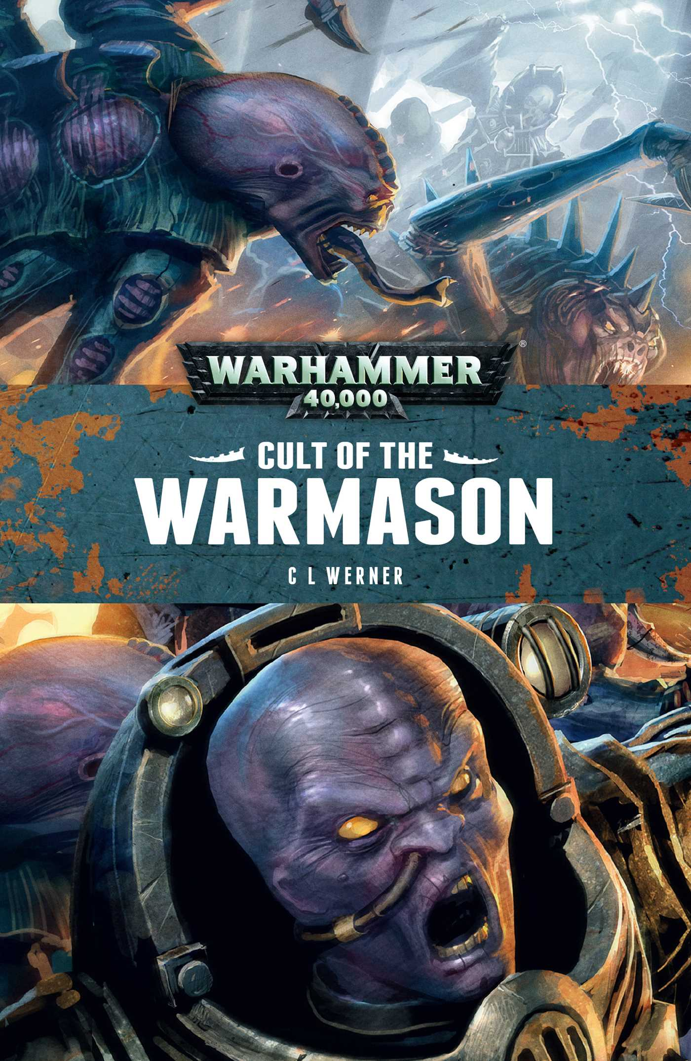 Cult of the warmason 9781784966140 hr