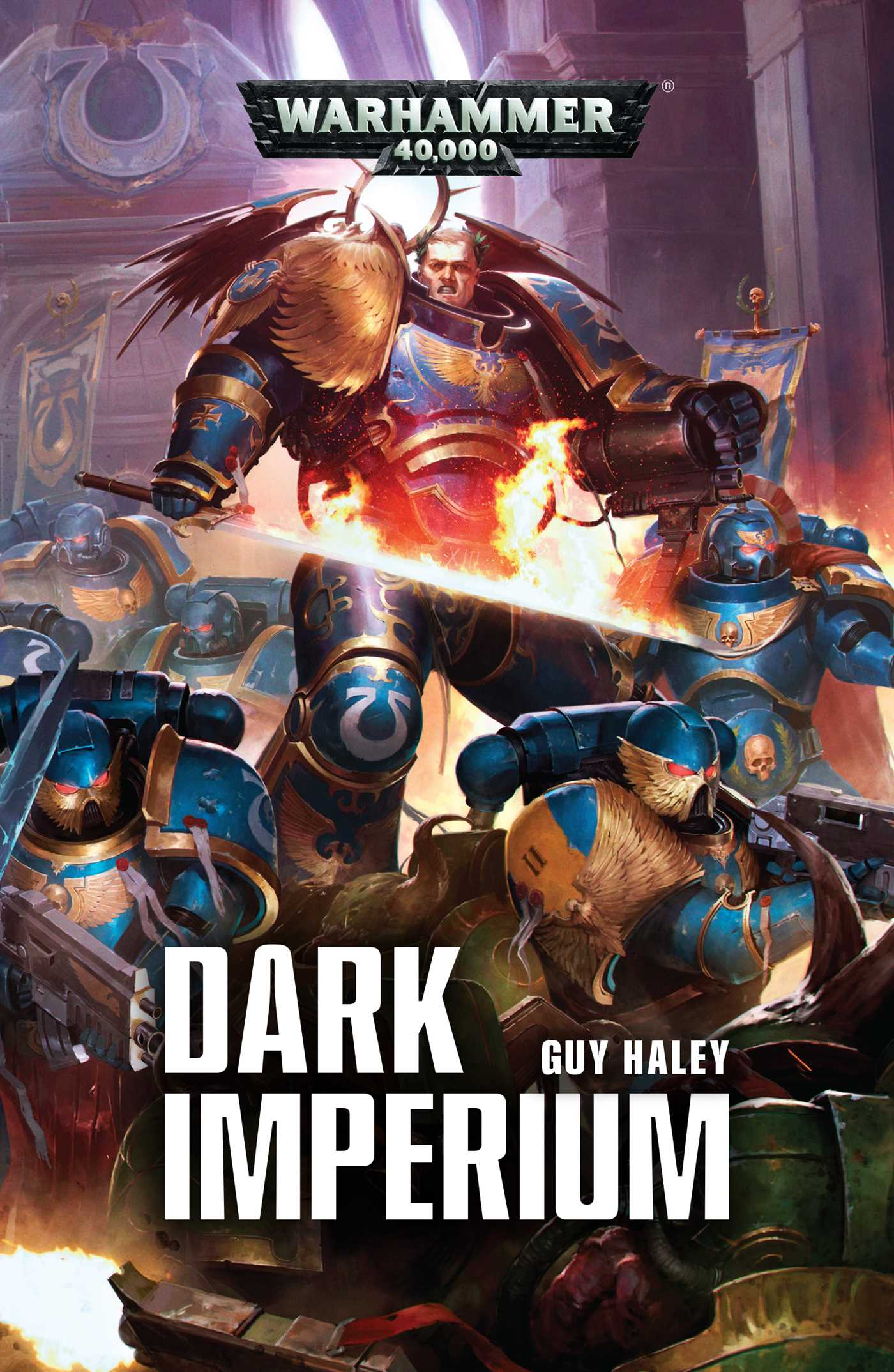 Dark Imperium | Book by Guy Haley | Official Publisher Page ...