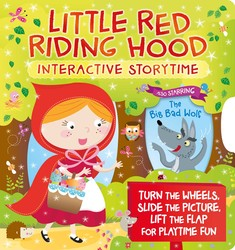Little Red Riding Hood: Interactive Storytime