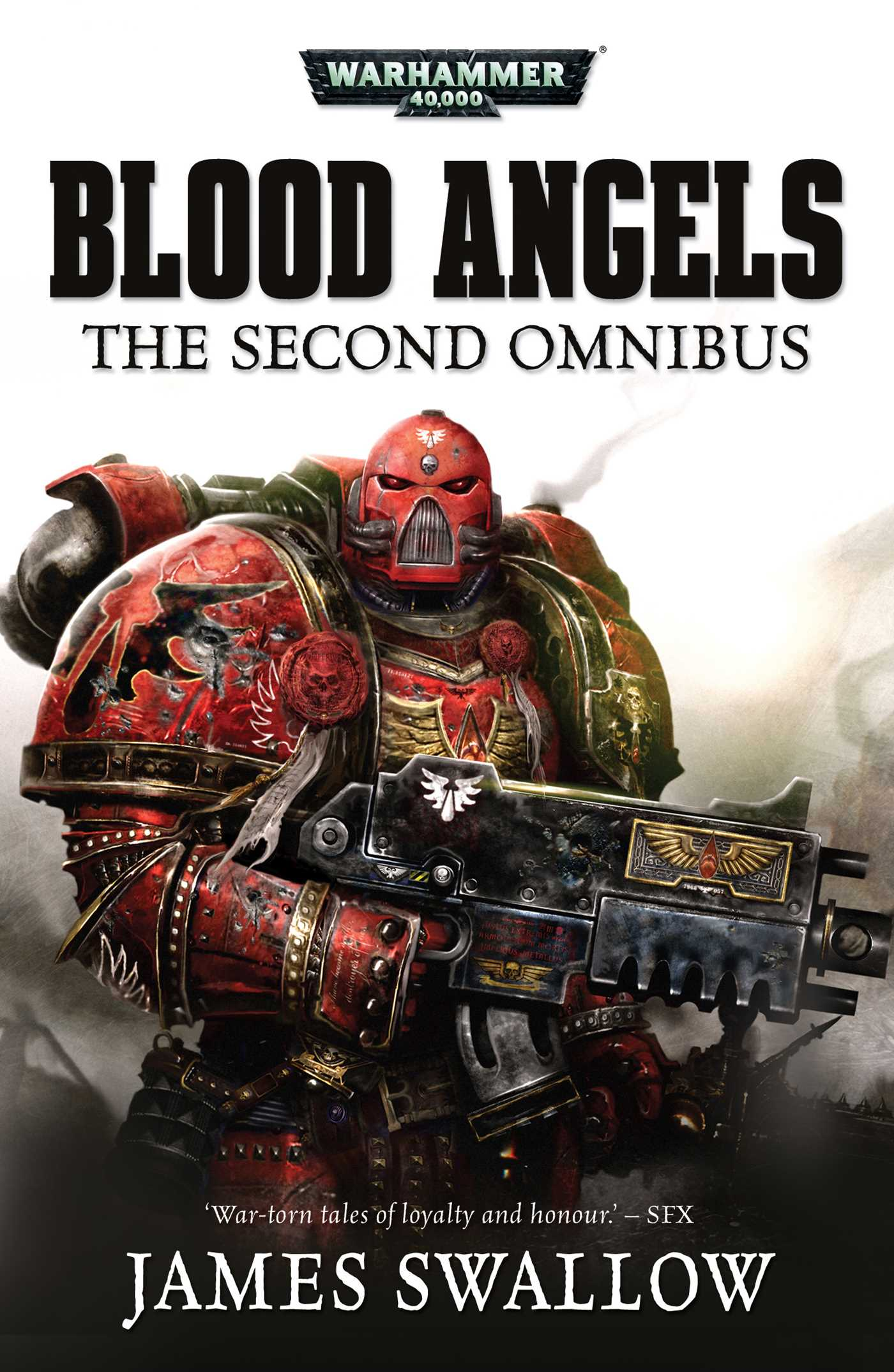 Blood angels the second omnibus 9781785721106 hr