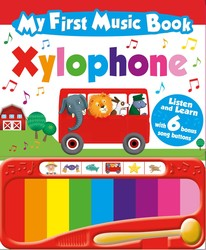 My First Music Book: Xylophone (Sound Book)