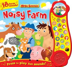 Noisy Farm (Sound Book)