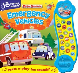 Emergency Vehicles (Sound Book)