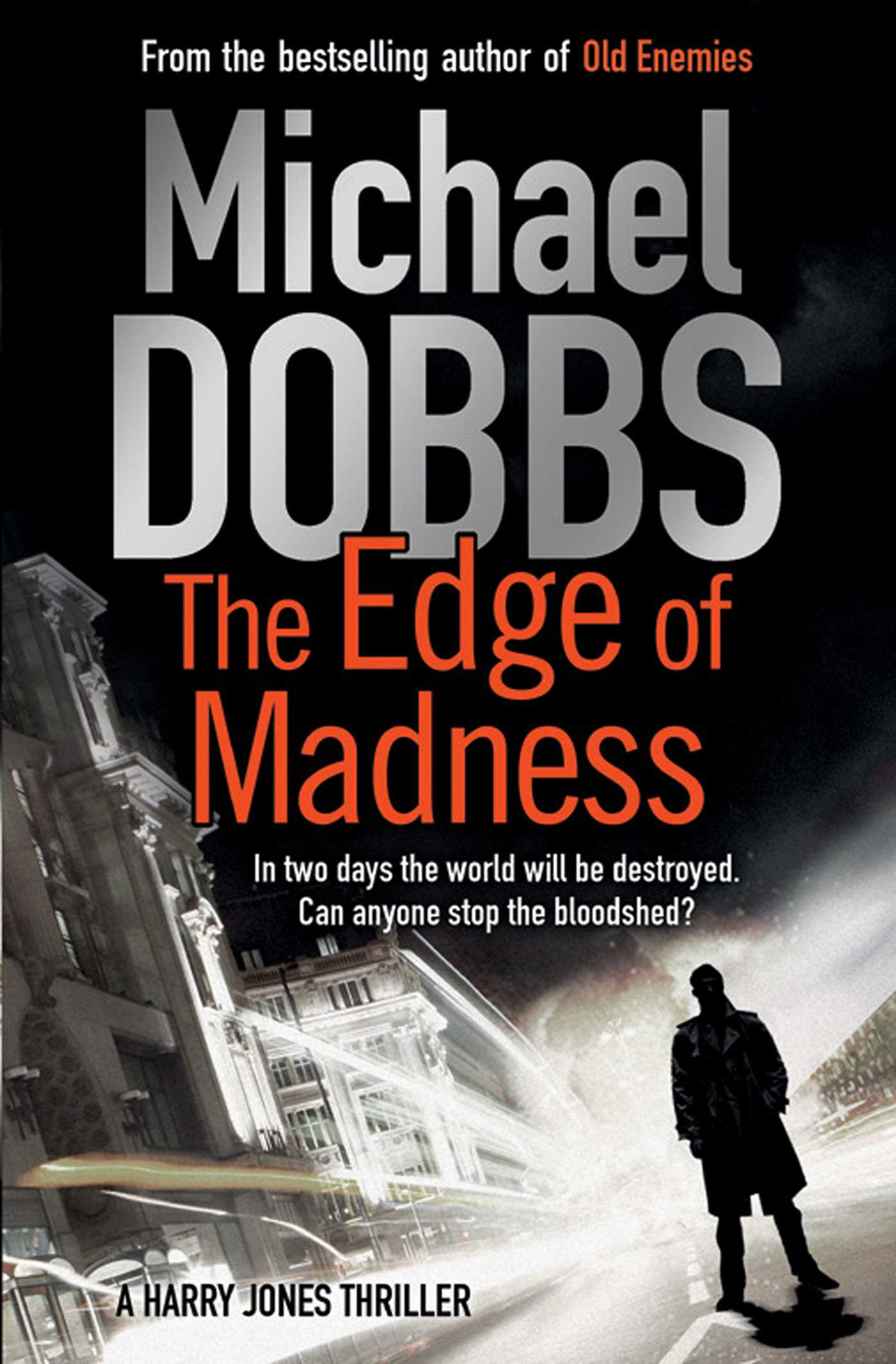 The edge of madness 9781847375605 hr