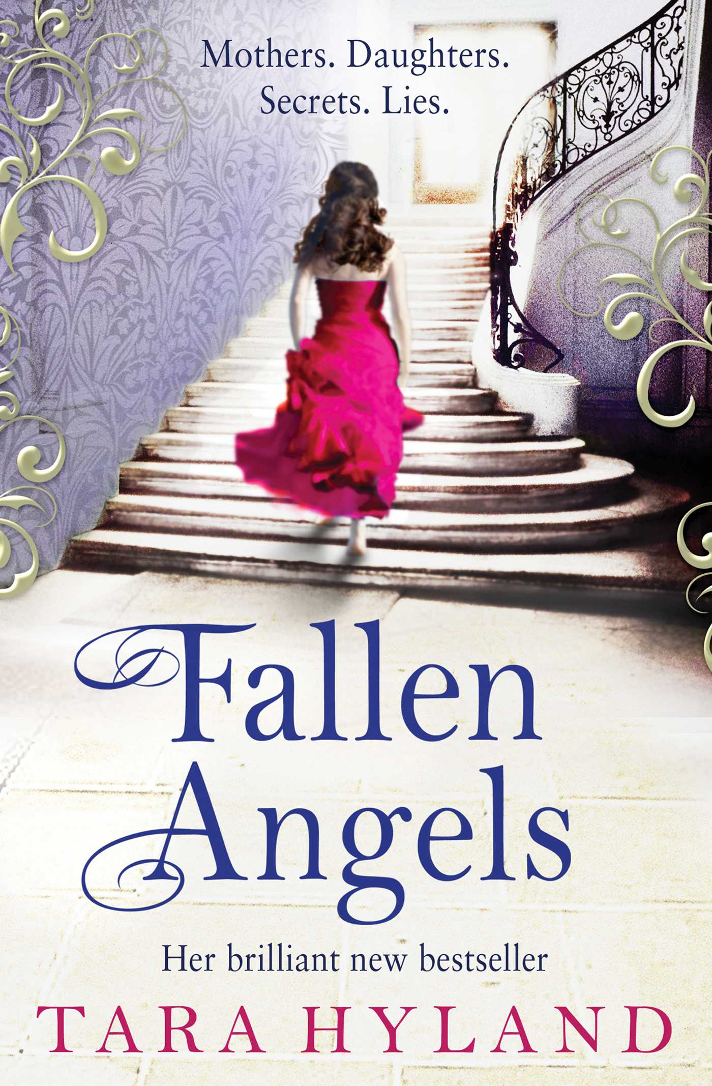 Fallen angels 9781847377029 hr