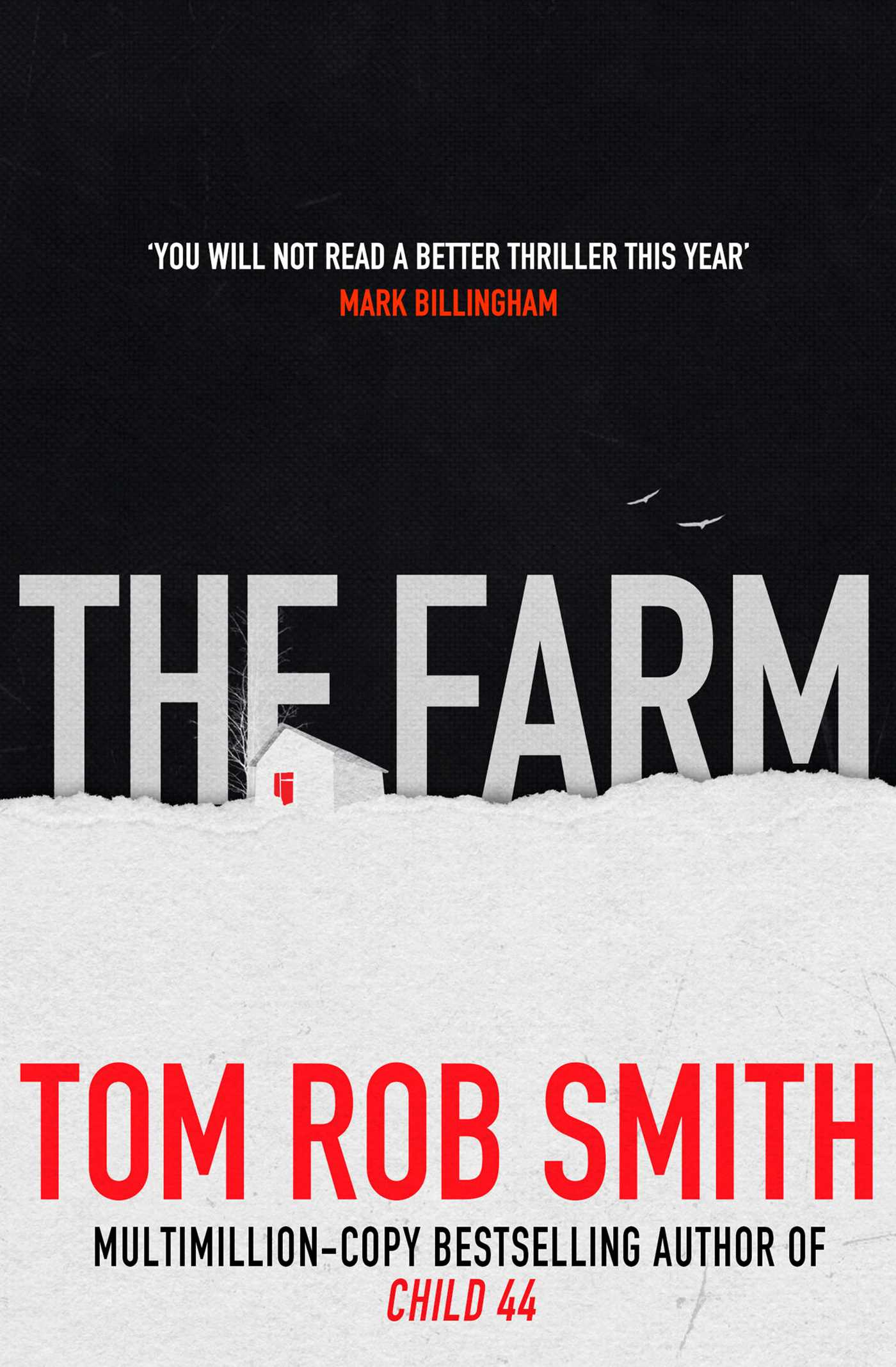 The Farm Book Cover