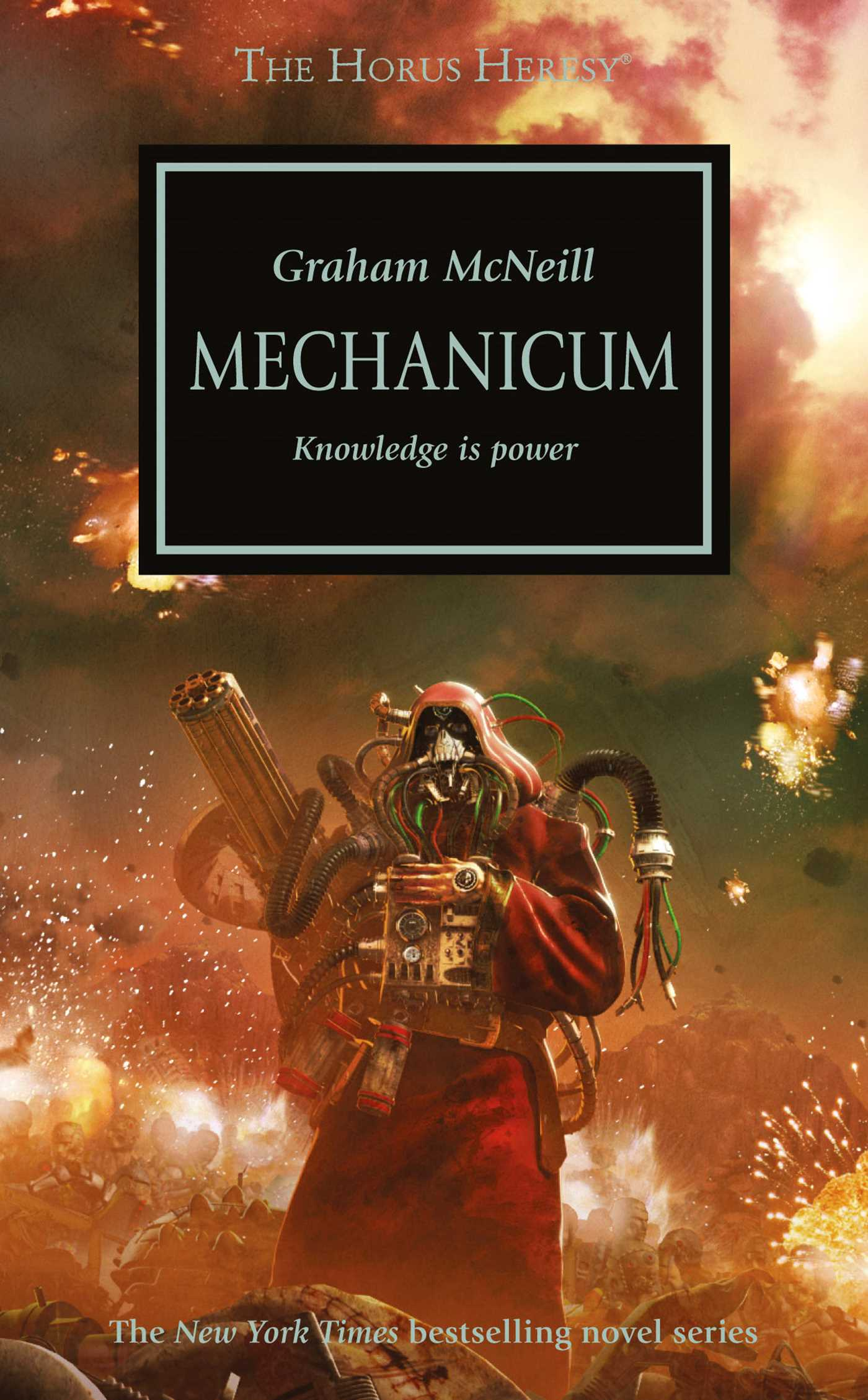 Mechanicum 9781849708173 hr