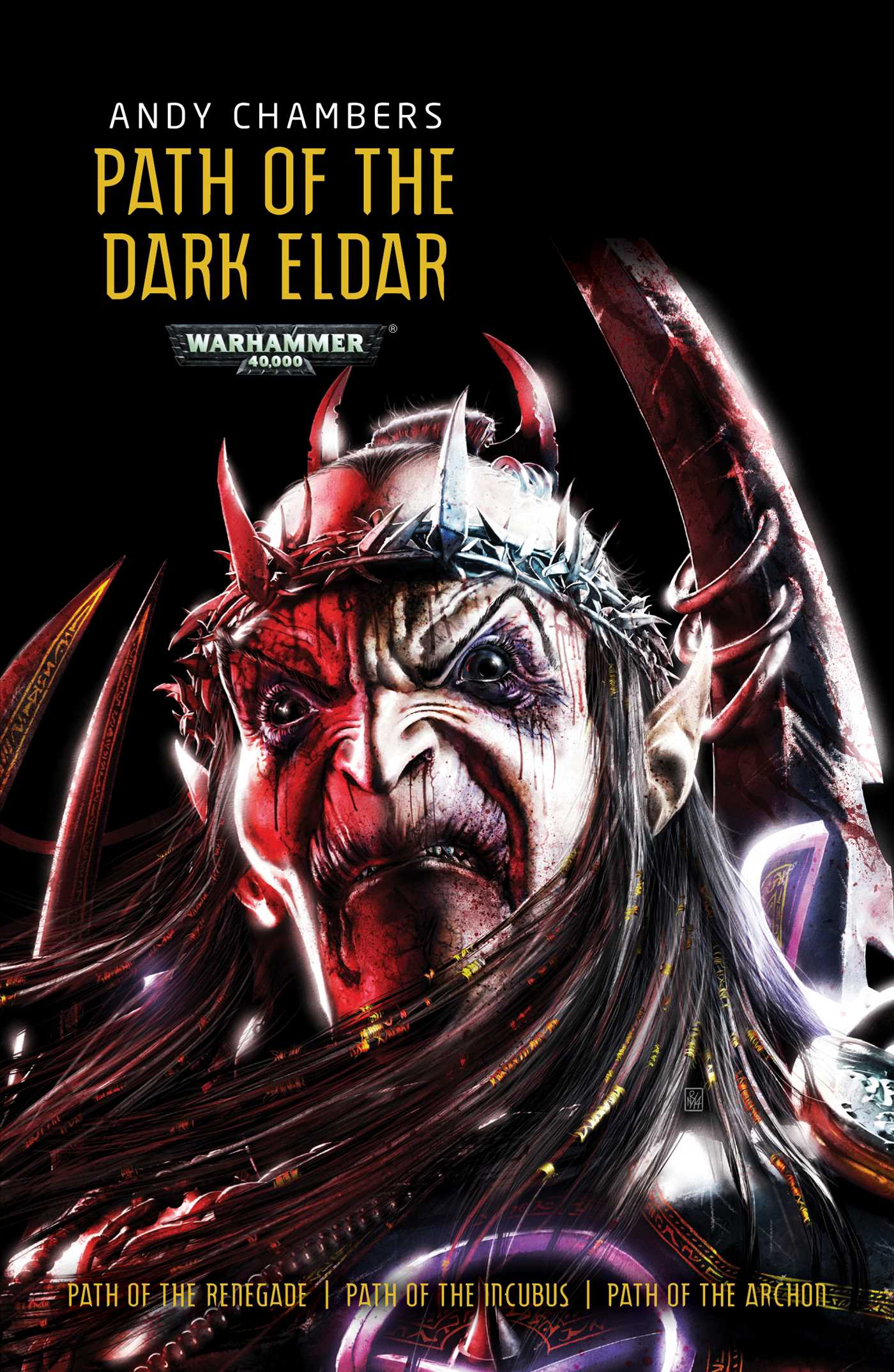 Path of the dark eldar 9781849708357 hr