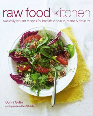 Raw food kitchen book by dunja gulin official publisher page raw food kitchen forumfinder Gallery