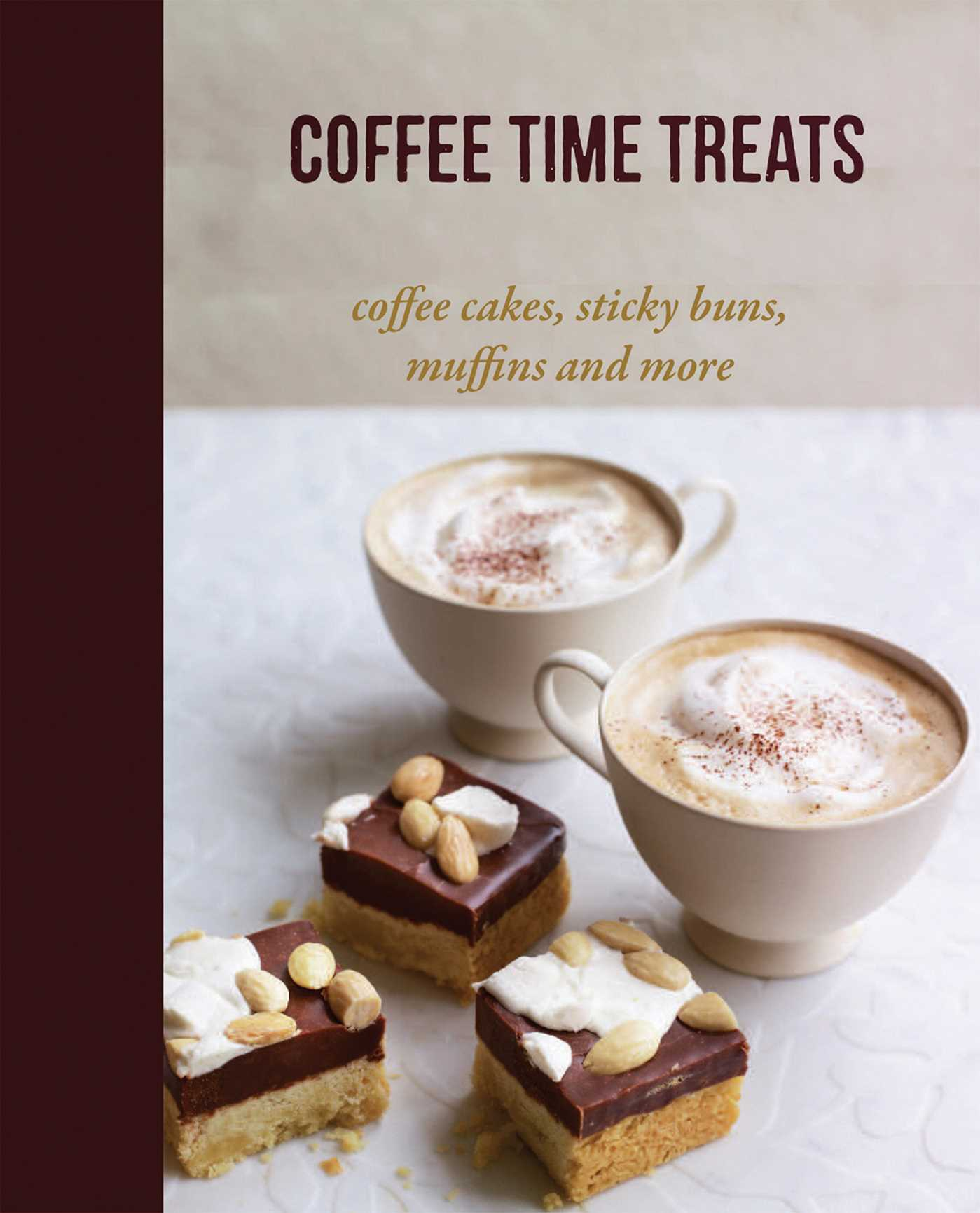 Coffee And Treats ~ Coffee time treats book by ryland peters small