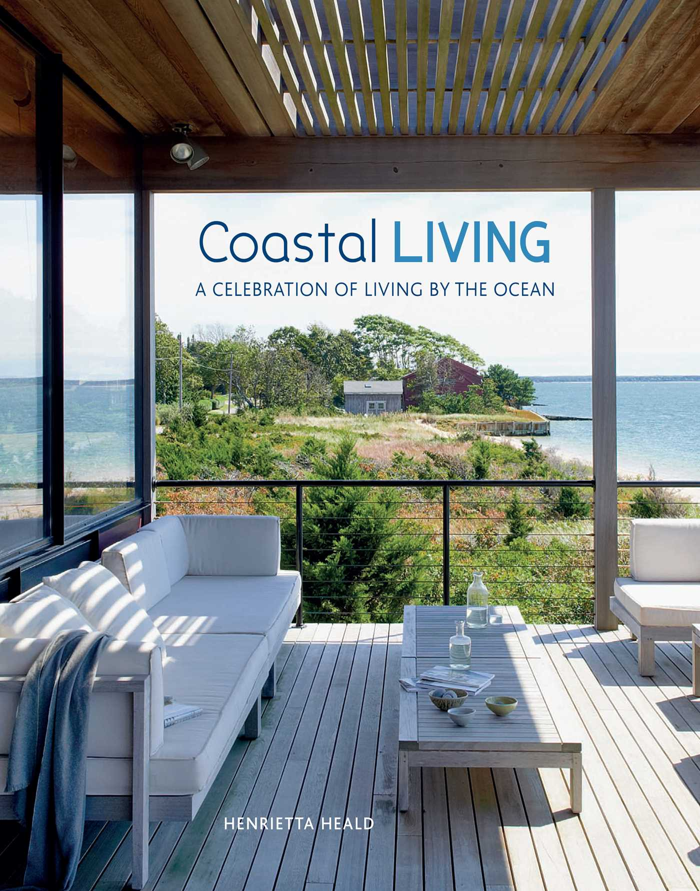 Book Cover Image (jpg): Coastal Living