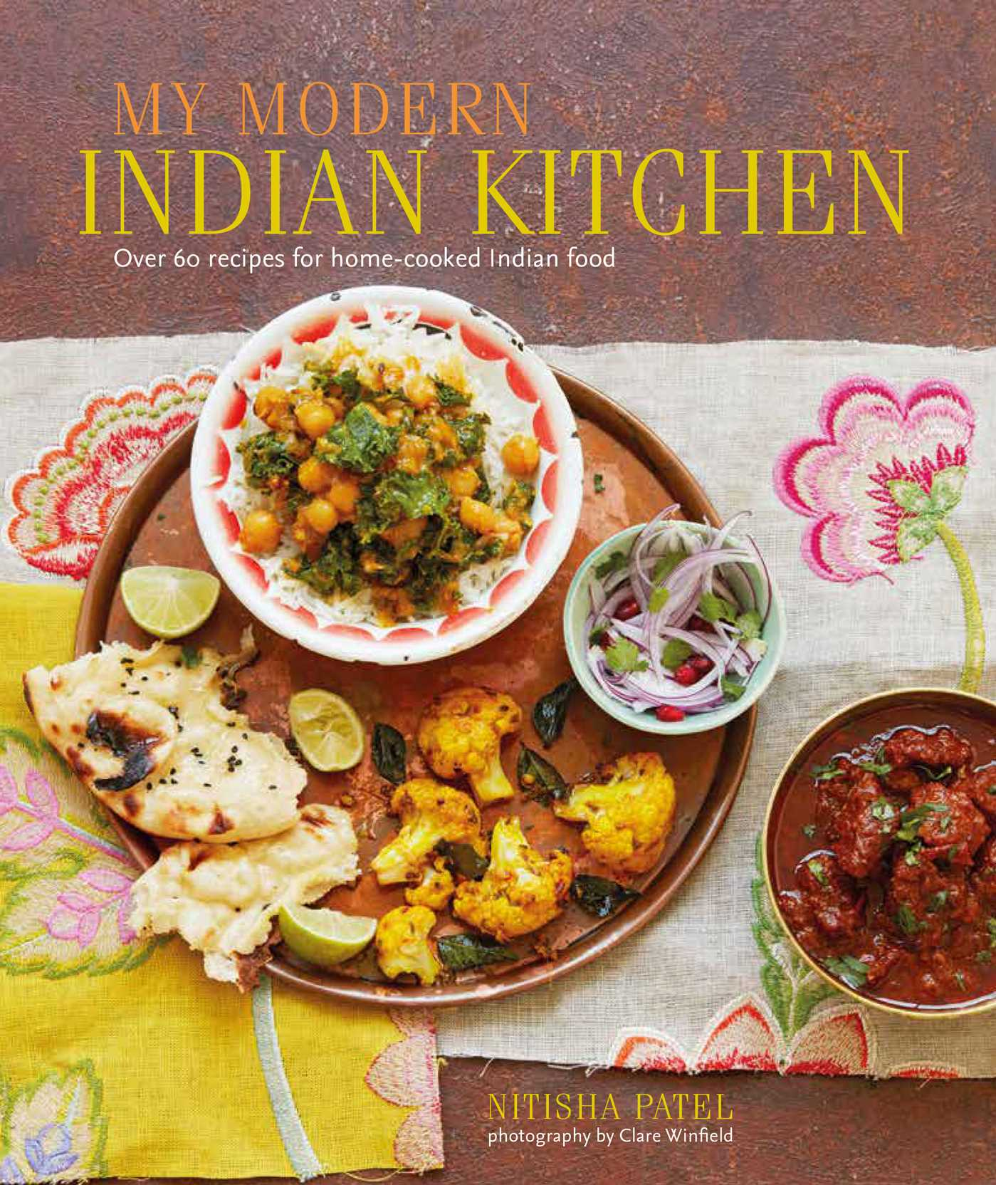 My modern indian kitchen book by nitisha patel for Indian italian kitchen