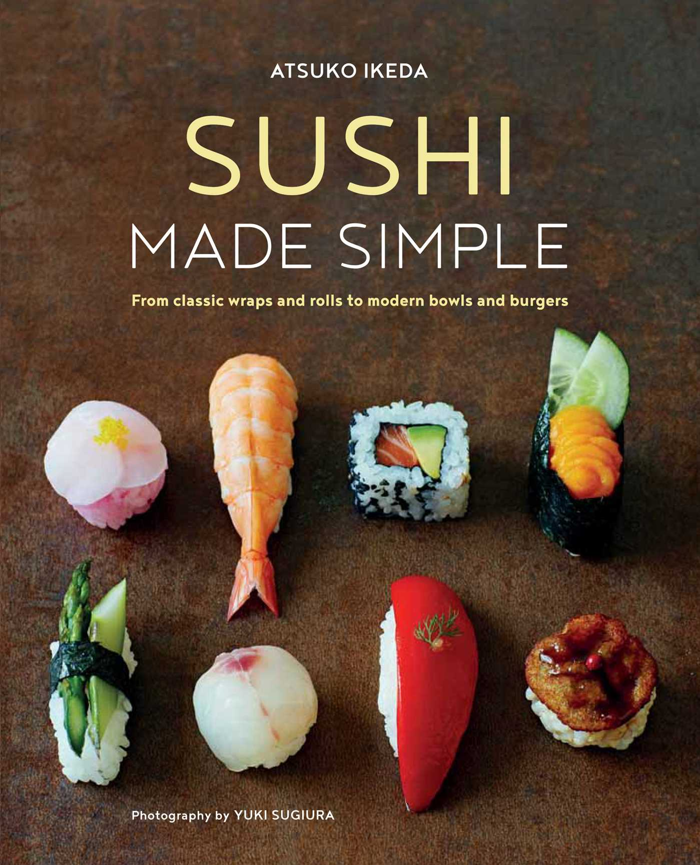 Sushi made simple 9781849758840 hr