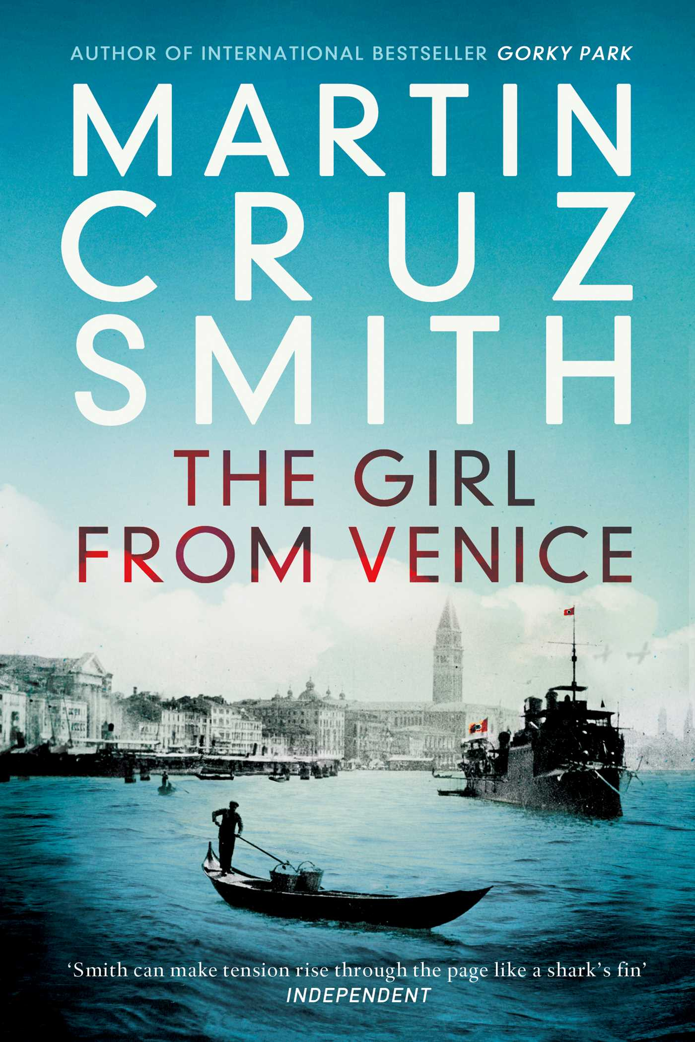 The girl from venice 9781849838160 hr