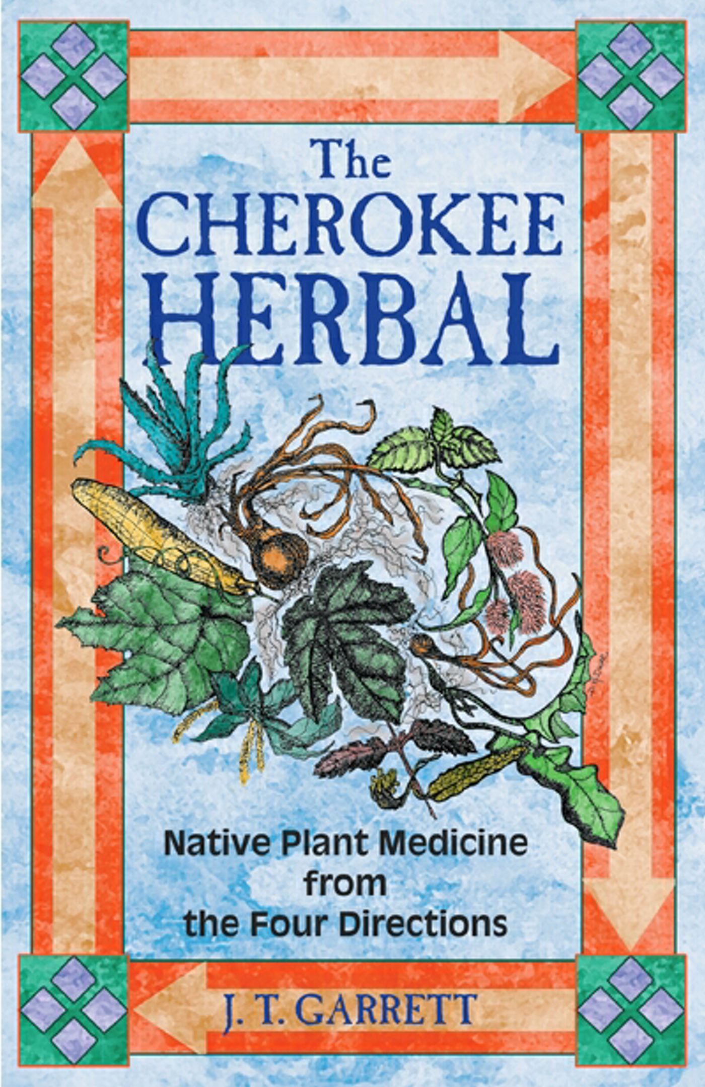 The cherokee herbal 9781879181960 hr