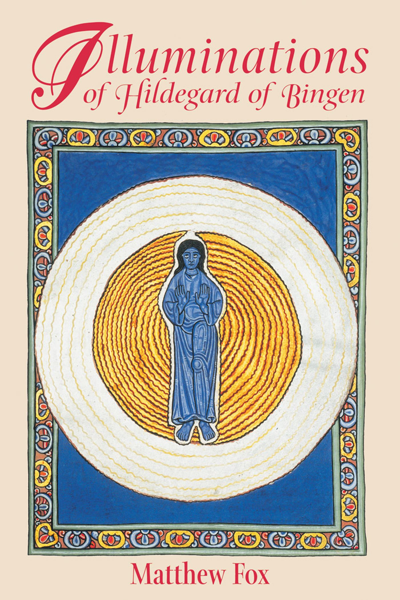 Illuminations of hildegard of bingen 9781879181977 hr