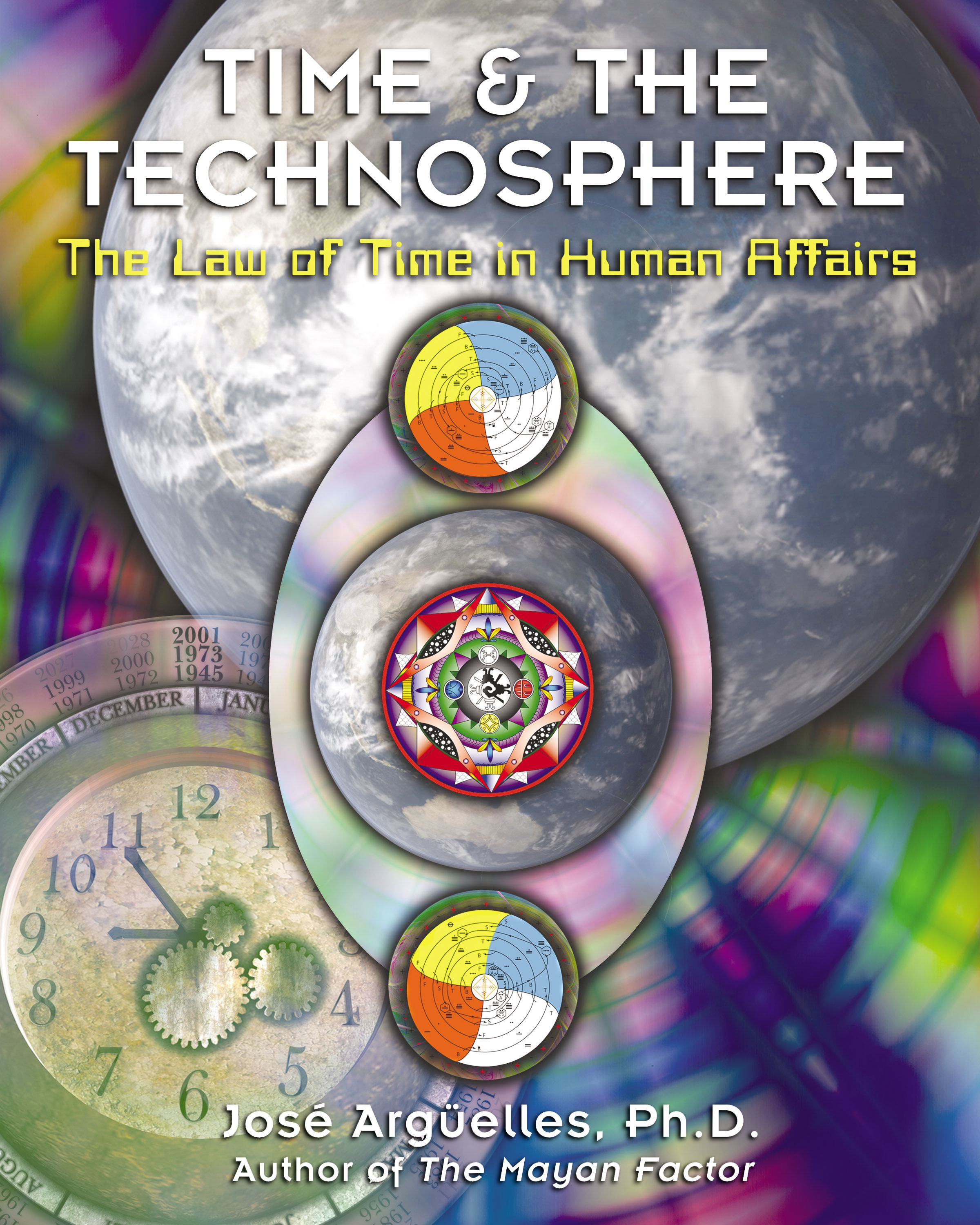 Time and the technosphere 9781879181991 hr