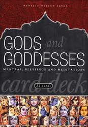 Gods and Goddesses Card Deck