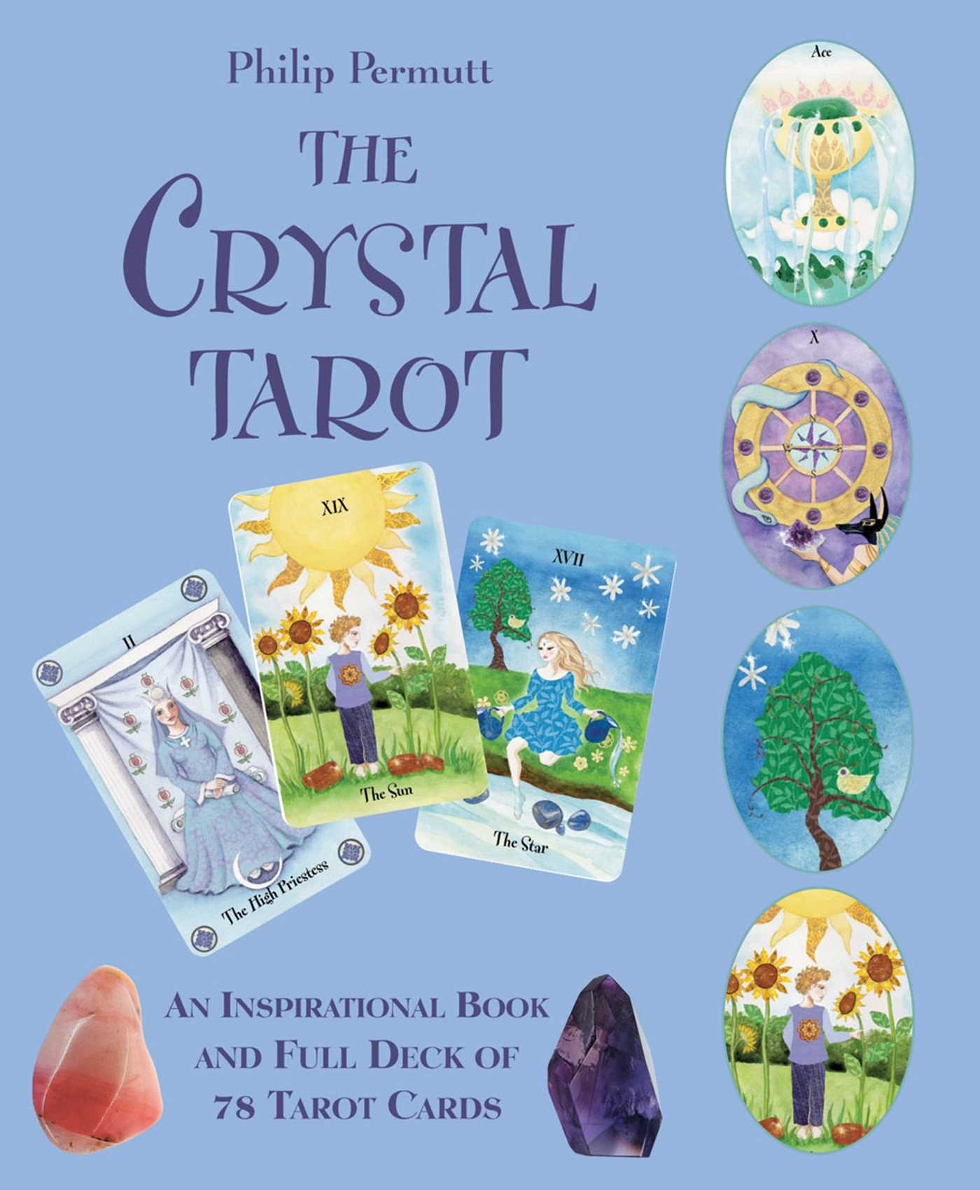 The crystal tarot 9781907030574 hr