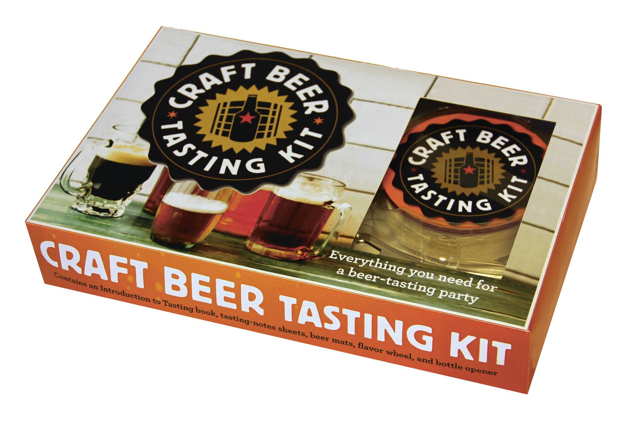 Book Cover Craft Beer ~ Craft beer tasting kit book summary video official