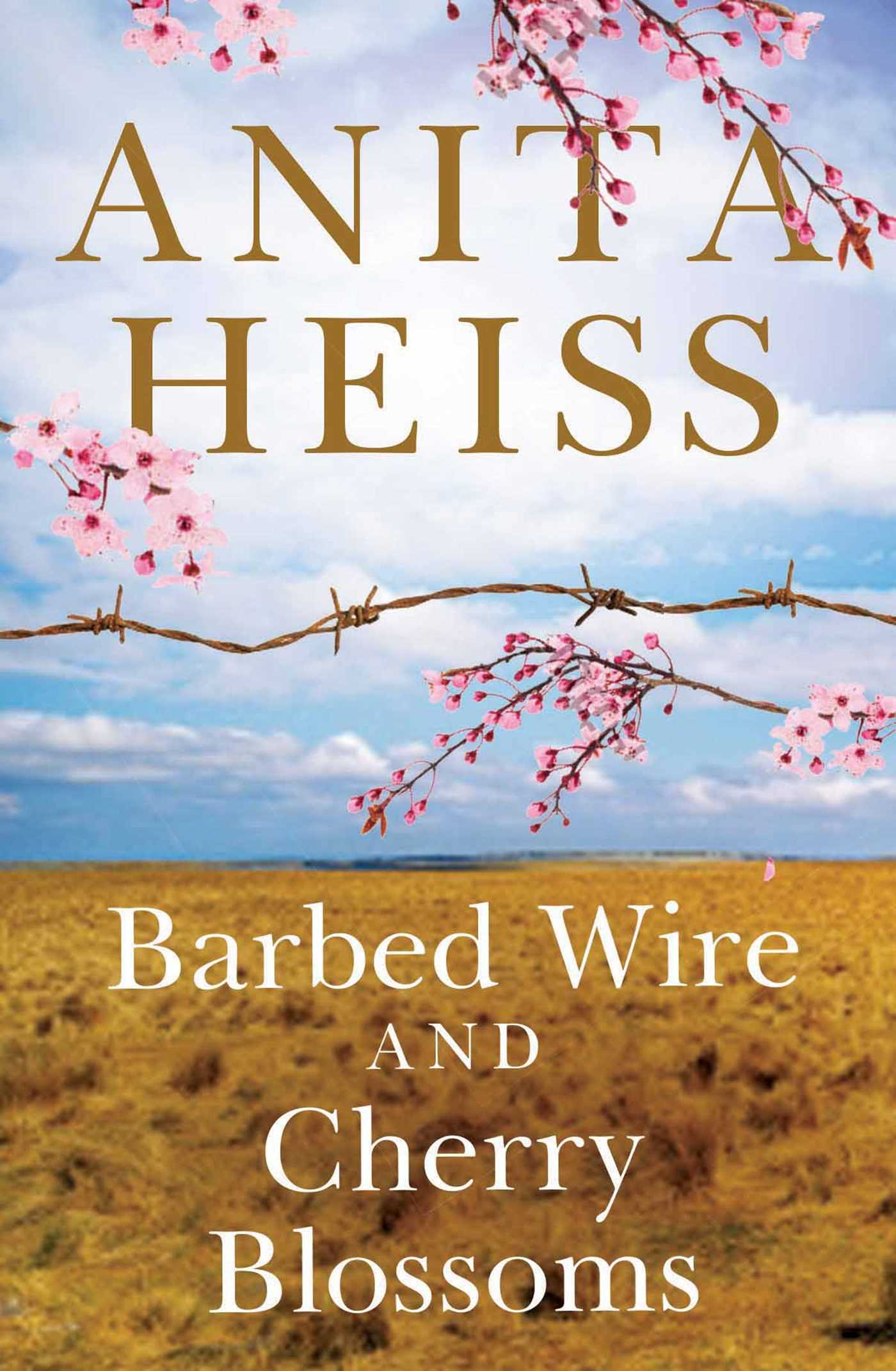 Barbed wire and cherry blossoms 9781925184846 hr