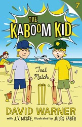 Test Match: Kaboom Kid #7