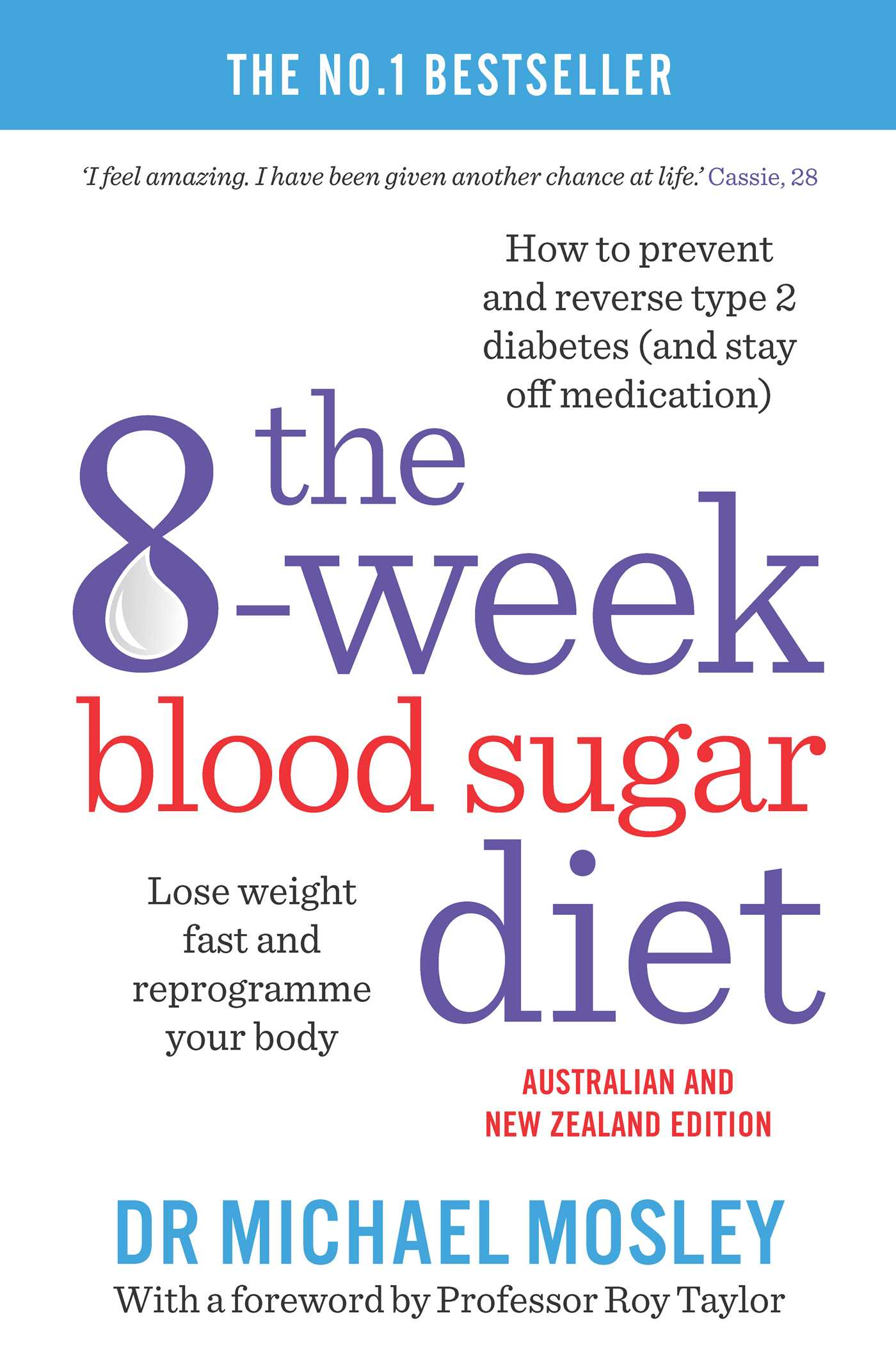 The 8 week blood sugar diet 9781925368413 hr