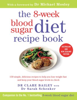8-Week Blood Sugar Diet Recipe Book